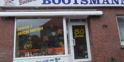 Bootsmann Bäckerei Hanno Bäckerei in Leer in Ostfriesland