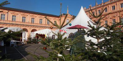 Weihnachten im Schloss in Rastatt