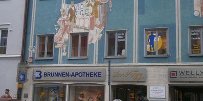 Brunnen Apotheke in Kaufbeuren