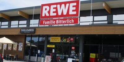 REWE Markt Familie Bitterlich in Walzbachtal in Walzbachtal