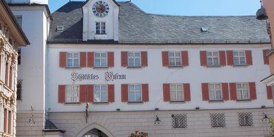 Städtisches Museum in Rosenheim in Oberbayern