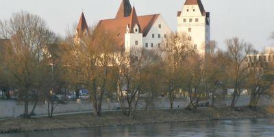 Neues Schloss in Ingolstadt an der Donau