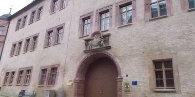 Amtsgericht in Sangerhausen