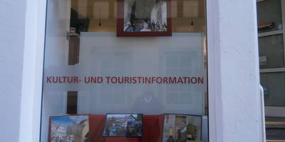 Kultur- und Touristinformation in Vaihingen an der Enz