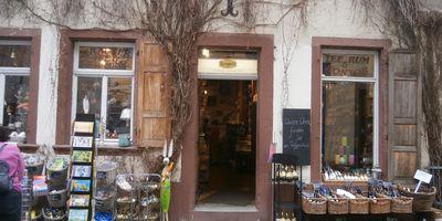 Teehaus und Galerie in Speyer