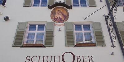 Schuh Ober in Rosenheim in Oberbayern