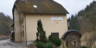 Häckermühle Restaurant in Tiefenbronn