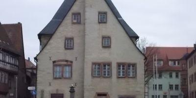 Restaurant Ratskeller in Sangerhausen