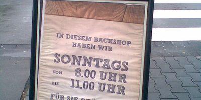 Schneiders Backshop in Siegen