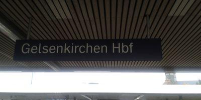 Bahnhof Gelsenkirchen in Gelsenkirchen