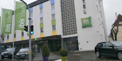 Hotel ibis STYLES in Kaufbeuren