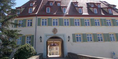 Schloss Unteröwisheim in Kraichtal