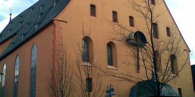 Marienkirche Pfarramt II, Propst Berd Böttner Marienkirche Pfarramt II in Hanau