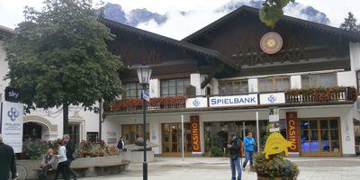 Spielbank Garmisch-Partenkirchen in Garmisch-Partenkirchen