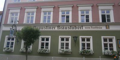 Augustiner Bräustüberl in Murnau am Staffelsee