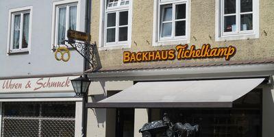 Bäckerei Tichelkamp in Murnau am Staffelsee