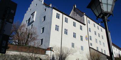 Schlossmuseum in Murnau am Staffelsee