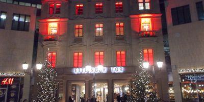 Ettlinger Tor -Einkaufscenter in Karlsruhe
