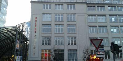 Goethe Galerie in Jena