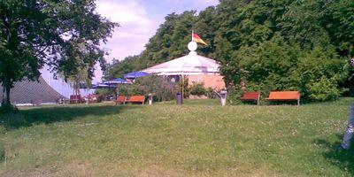 Seebar am Konzertsegel in Radolfzell am Bodensee