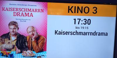Isar Kinocenter in Bad Tölz