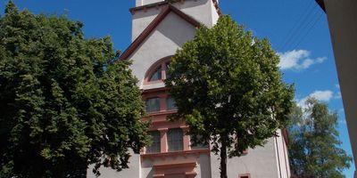 Evangelische Pfarramt Kandern in Kandern