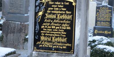 Friedhof Murnau in Murnau am Staffelsee