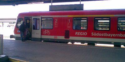 Bahnhof Landshut (Bay) Hbf in Landshut