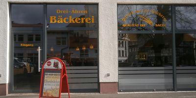 Drei-Ähren-Bäckerei in Suhl