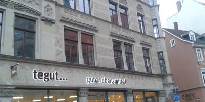 tegut in Erfurt