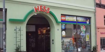 Hess Spiel- und Schreibwaren in Sangerhausen
