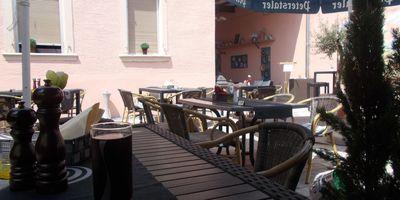 Restaurant La Storia Da Pino in Forst in Baden