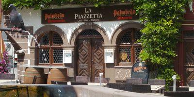 La Piazzetta Pizzeria-Trattoria Restaurant in Bretten