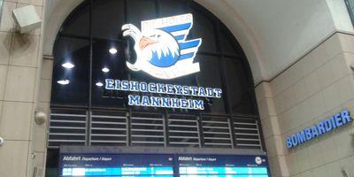 Bahnhof Mannheim Hbf in Mannheim