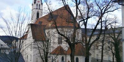 Stadtpfarrkirche Mariä Himmelfahrt in Bad Tölz