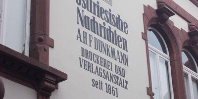 Ostfriesische Nachrichten GmbH in Aurich in Ostfriesland