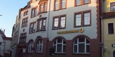 Commerzbank AG in Lutherstadt Eisleben