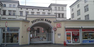 Bahnhof Erfurt Hbf in Erfurt