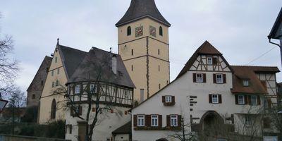 Remigiuskirche - Evangelische Kirchengemeinde Merklingen in Weil der Stadt