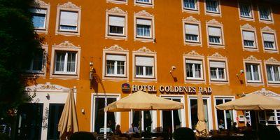 Best Western Hotel Goldenes Rad in Friedrichshafen