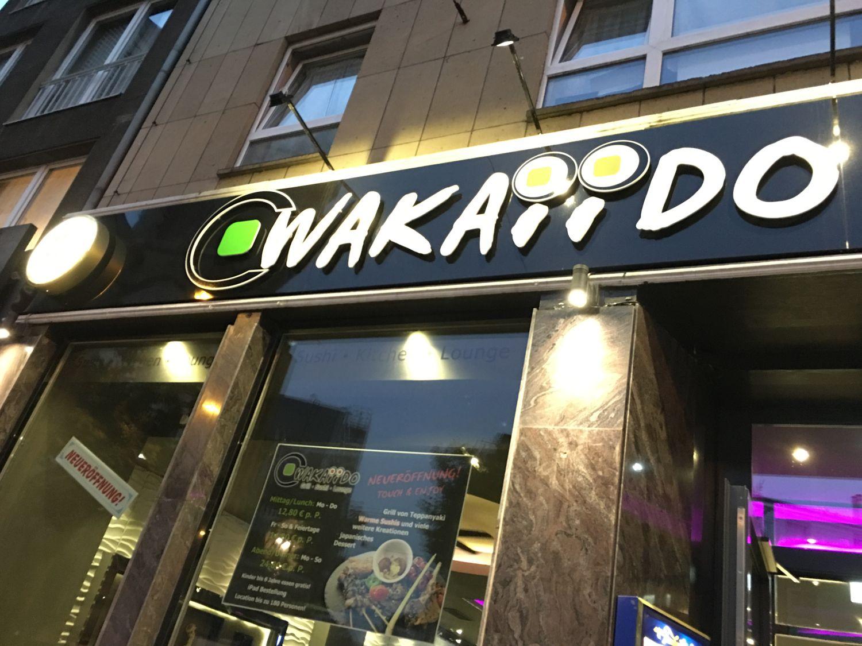 Wakaiido Sushi-Kitchen-Lounge - 1 Bewertung - Düsseldorf