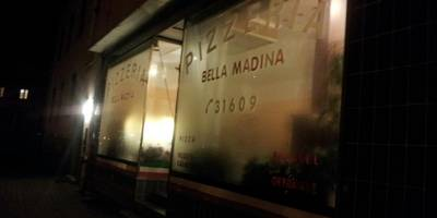 Pizza-Taxi Bella Madina in Ettlingen