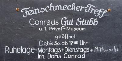 Conrad's Gut Stubb in Bad Soden-Salmünster