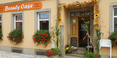 Kosmetiksalon & Nagelstudio,Beauty Oase Annett Proft in Löbau