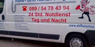 ASM Abfluss Service München in München