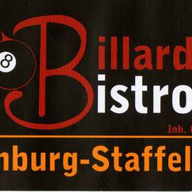 Billard Bistro in Staffel Stadt Limburg