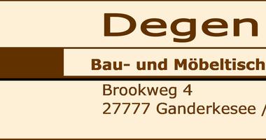 Degen Bau- und Möbeltischlerei GmbH in Ganderkesee