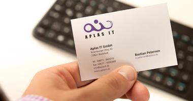 Aplas IT GmbH in Bredstedt