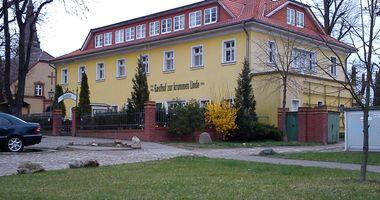 """Landgasthof """"Zur krummen Linde"""" Hotel in Stolpe Stadt Hohen Neuendorf"""