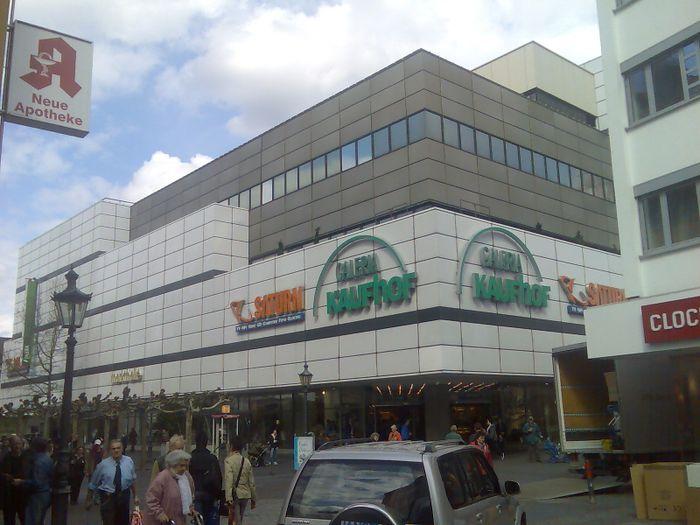 Kaufhof siegburg kleider